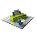 printer,add,plus icon