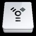 capsule,firewire icon