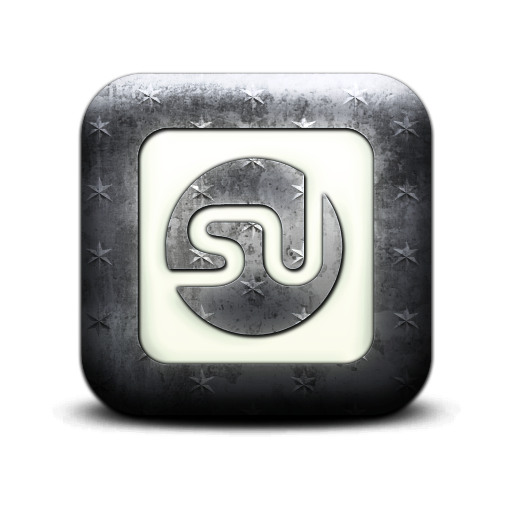 square, stumbleupon, logo icon