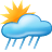 sun, weather, cloud, climate icon