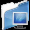 dossier,ecran icon