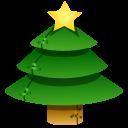 tree, plant, crhistmass icon