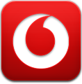 Simple, Vodafone icon
