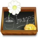 Dossier ardoise images icon