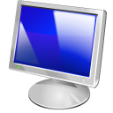 monitor, display, computer, screen icon