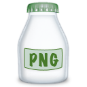Fyle, Png, Type icon