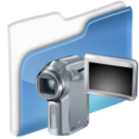 dossier,video icon