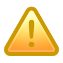 exclamation, alert, warning, error, wrong icon