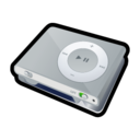 ipod,shuffle,mp3player icon