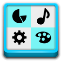 Categories applications other icon