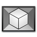 3ds, Autodesk, Max icon