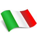 Italy Flag icon