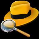 retro, search, find, seek icon