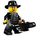 Gangster, Lego icon