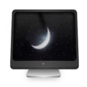 sleeping,computer icon