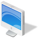 my computer, mac icon