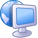 net, place icon