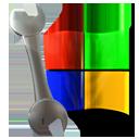 windows, tools, gear, preferences icon