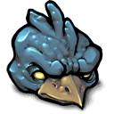 thunder,chicken icon