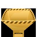 fargo, empty icon
