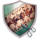 guard, shield, security, protect, movieapp icon