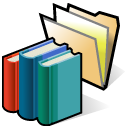 Books, Learn, Library, School icon