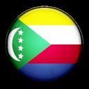 flag, country, comoros icon