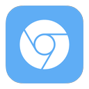 google, chromium, metroui icon