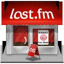 Last.Fm, Lastfm, Lastfmshop icon