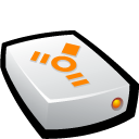 save, disk, disc, firewire icon