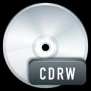 File CDRW icon