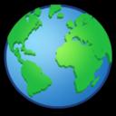 System Globe icon