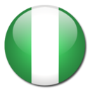 nigeria,flag,country icon