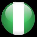 nigeria,flag,country icon