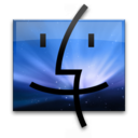 Leo Finder Blue icon