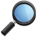 magnifying glass, find, search icon