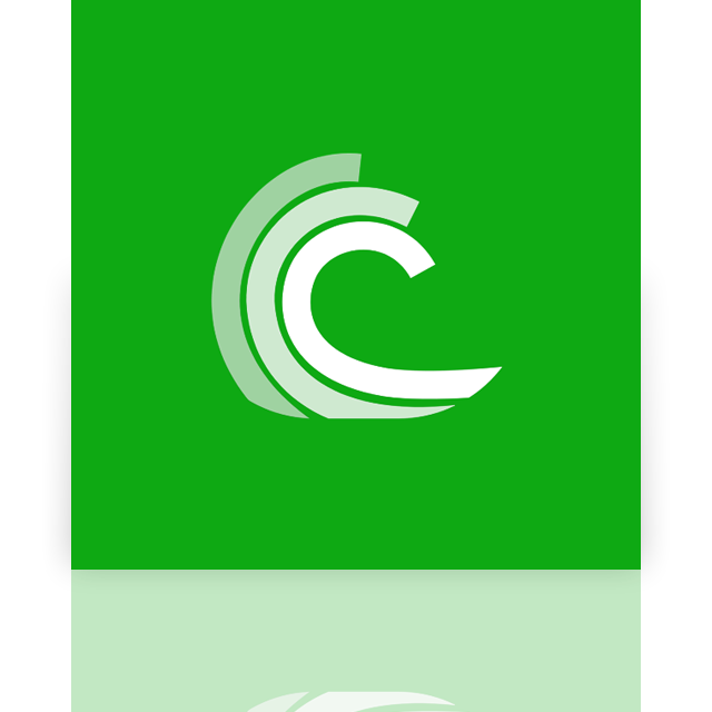mirror, bittorrent icon