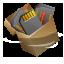tool, saved, data, utility icon