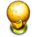 Soccer, Trophy icon
