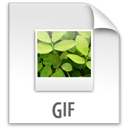 File, Gif, z icon