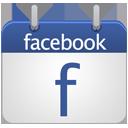 Calendar, Facebook icon