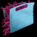 folder,tentacle icon