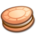 cookie,cake,food icon