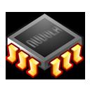 cpu, kcmprocessor, processor, ram, chip, mem, memory icon