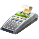 cash, register, machine, mezameta, financial, cashbox, finance, money, payment icon