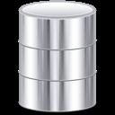 database, cylinder icon