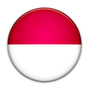 flag,indonesia,country icon