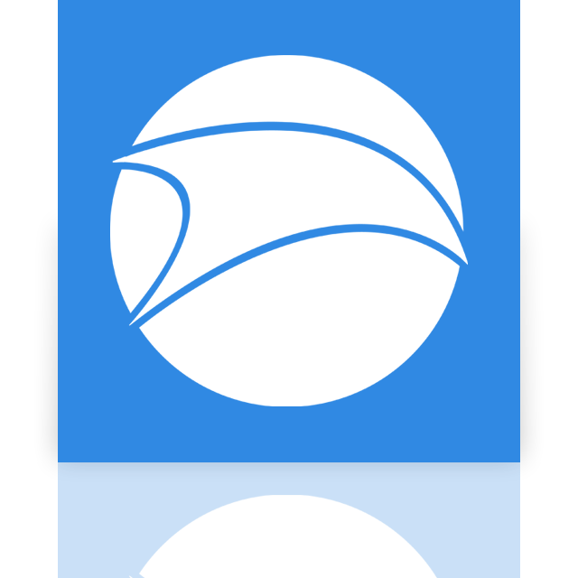 iron, srware, mirror icon