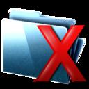 folder,delete icon