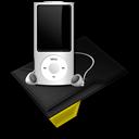 Mp, Music, My, Yellow icon